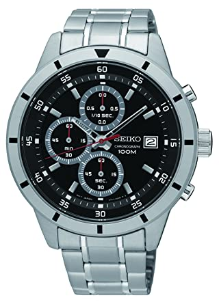 Reloj Seiko Caballero SKS561P1 Color Acero