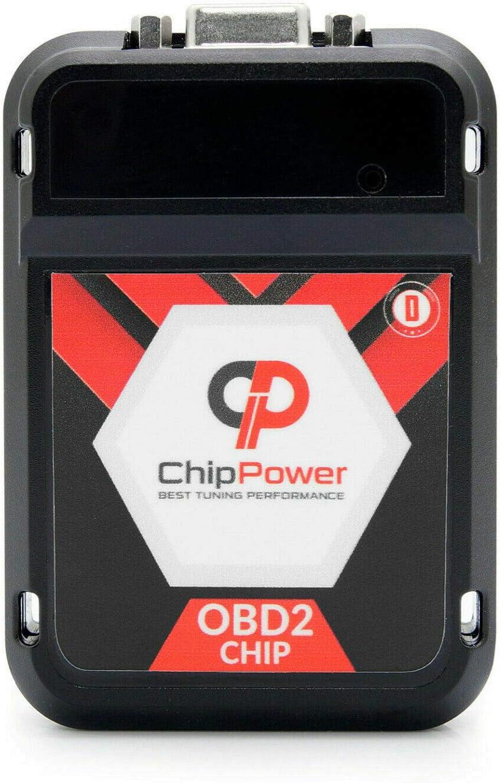 Chiptuning OBD2 v3 f/ür C-Klasse C220 BlueTEC W205//S205 170 PS Chip Tuning Diesel