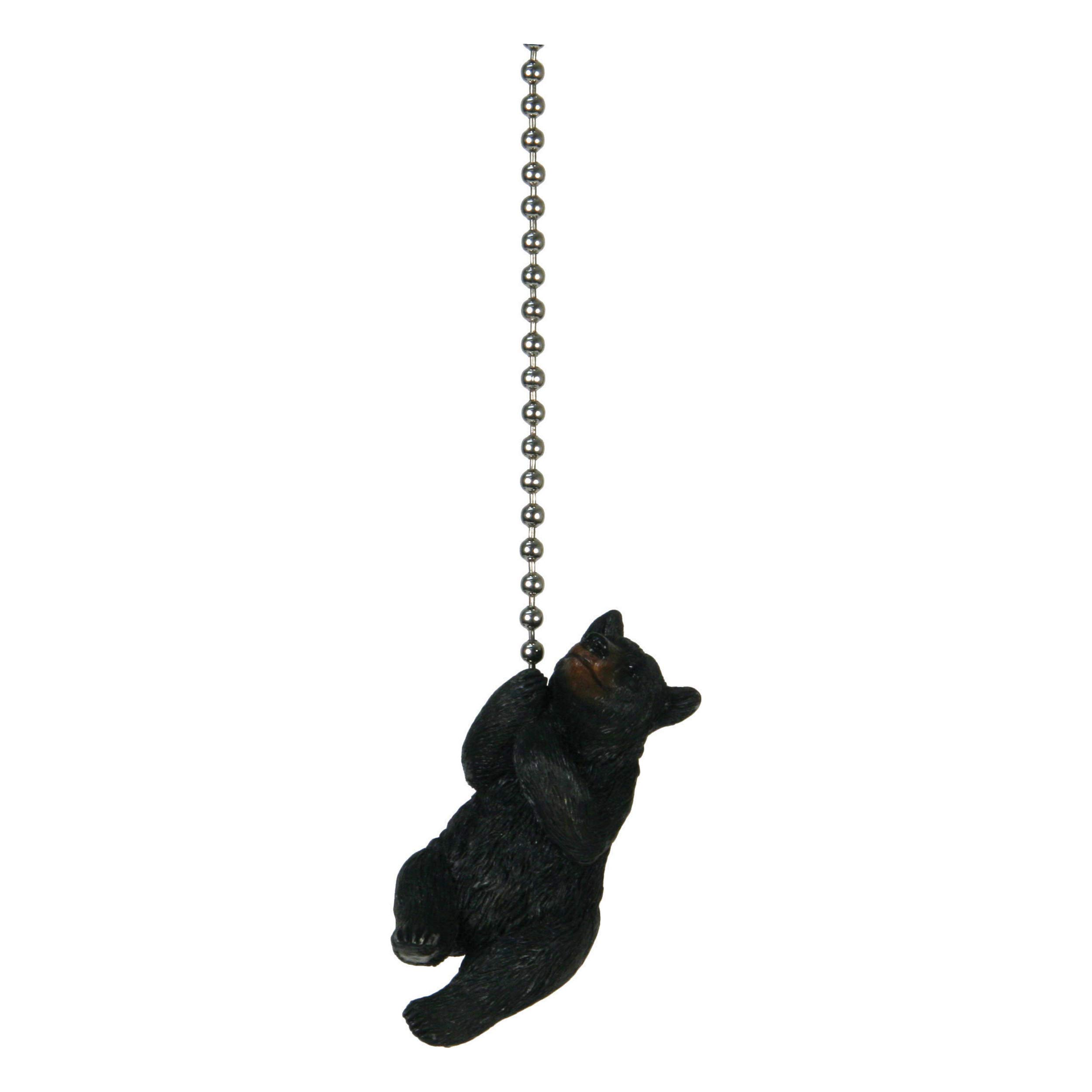 River S Edge Products Black Bear Ceiling Fan Pull Ornament With 12 Inch Chain Wildlife Lighting Decor Buy Online In South Africa At Desertcart Co Za Productid 1771441