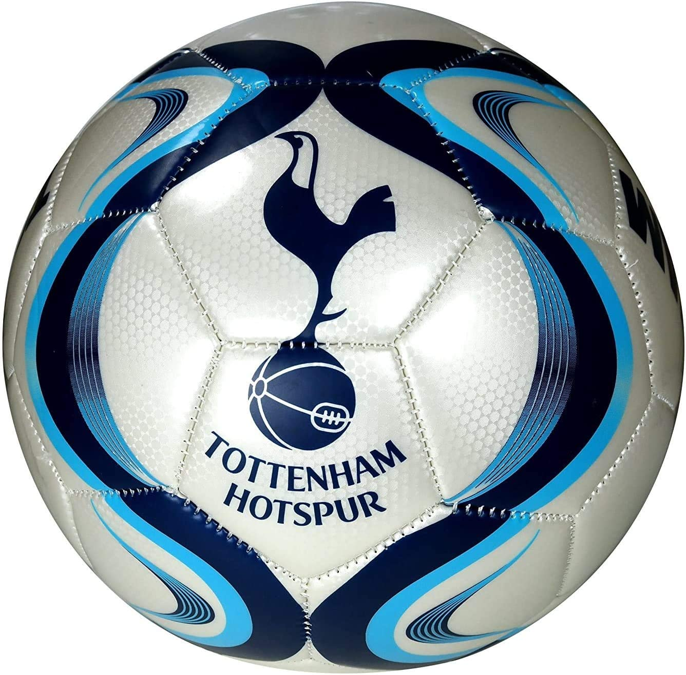 Amazon Com Tottenham Hotspur F C Authentic Official Licensed Soccer Ball Size 5 03 1 Sports Outdoors