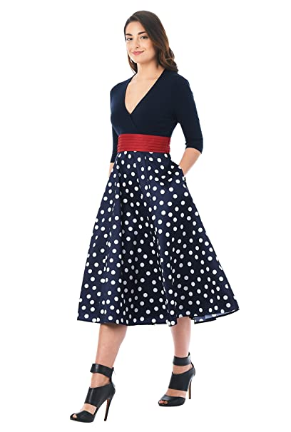 1940s Day Dresses & Tea Dresses