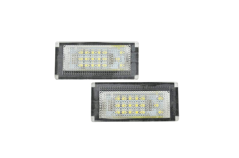 04 convertible Coopers Mini R50/02 Lot de 2 JOM 82791/LED de plaque dimmatriculation 2/pi/èces R53/ 01/–06 R52/ 06 06