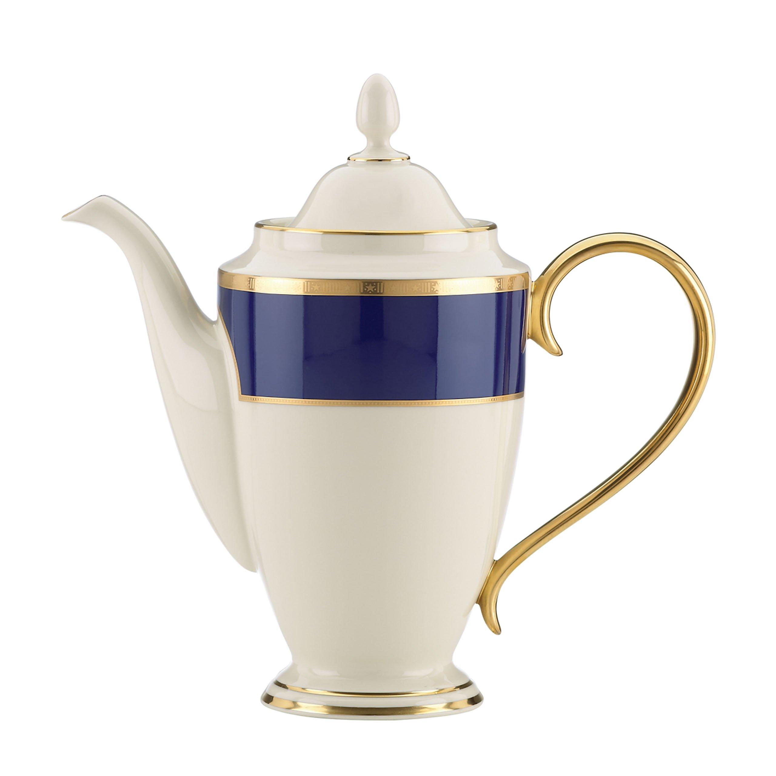 Lenox Independence Coffee Pot