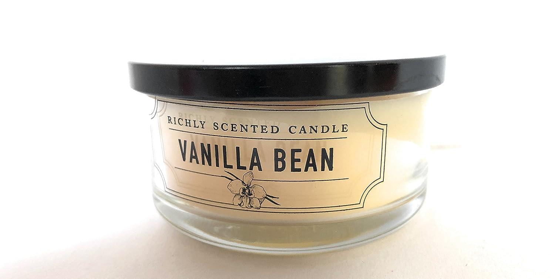 DW Home Vanilla Bean Travel Size Candle 4.6 Oz