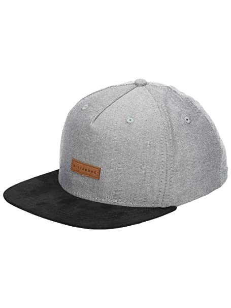 Billabong Uomo Cappellini   Snapback Cap Oxford  Amazon.it  Abbigliamento 379c14a1913c
