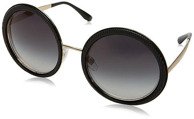 Dolce & Gabbana 0Dg2179 Gafas de sol, Black, 54 para Mujer ...