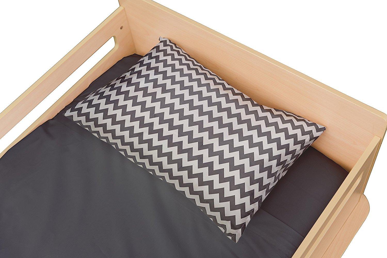 Toddler Pillowcase Chevron -Super Soft High Quality Microfiber That Is as Soft as 1500 Thread Count Cotton (Pillow 13x18) Where The Polka Dots Roam SYNCHKG100695