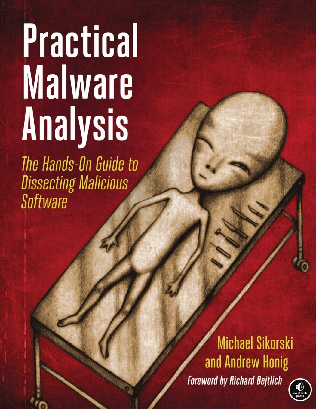 Practical Malware Analysis: The Hands-On Guide to Dissecting Malicious Software by No Starch Press