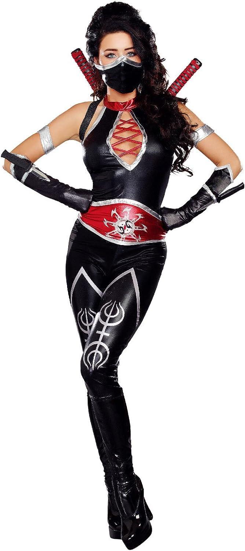 Dreamgirl Women's Mystic Ninja Costume