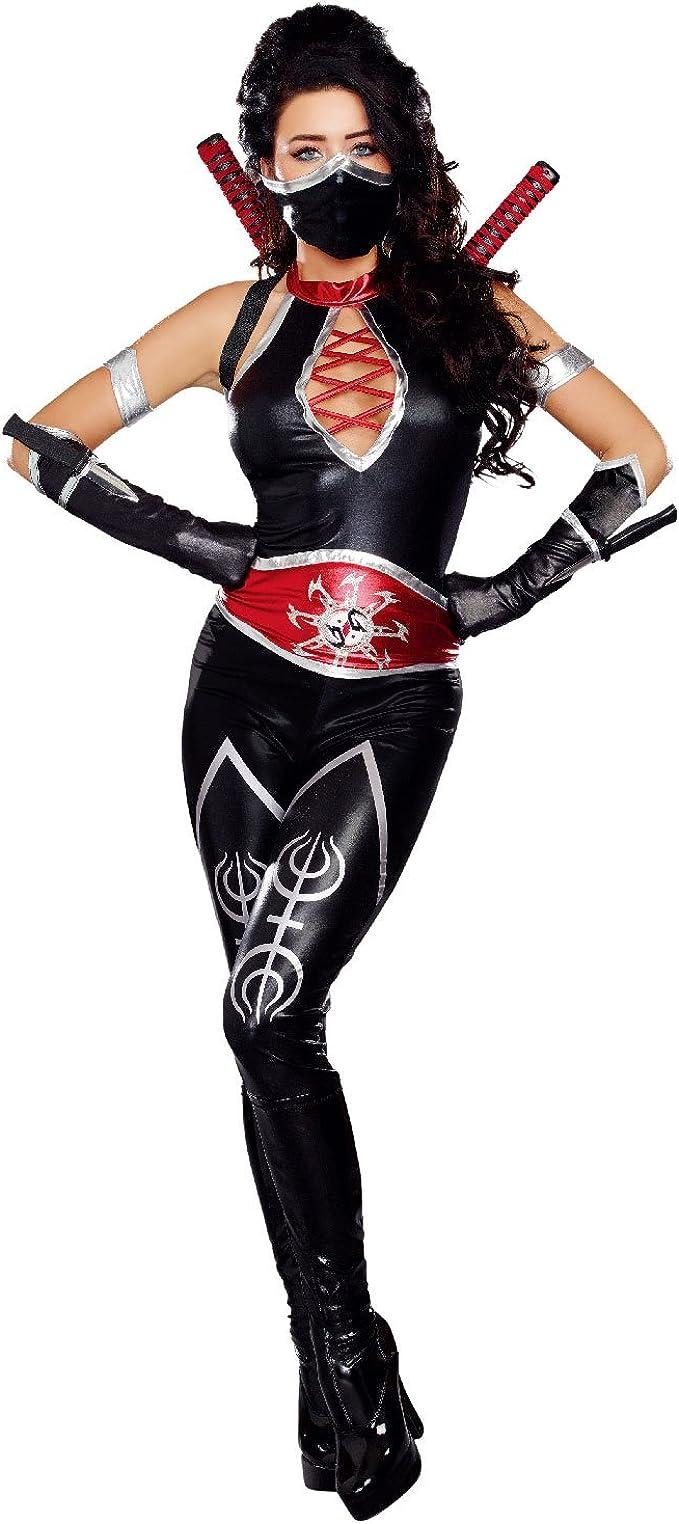 Dreamgirl Womens Mystic Ninja Costume