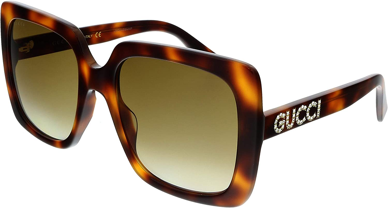 Gucci GG0418S Square...