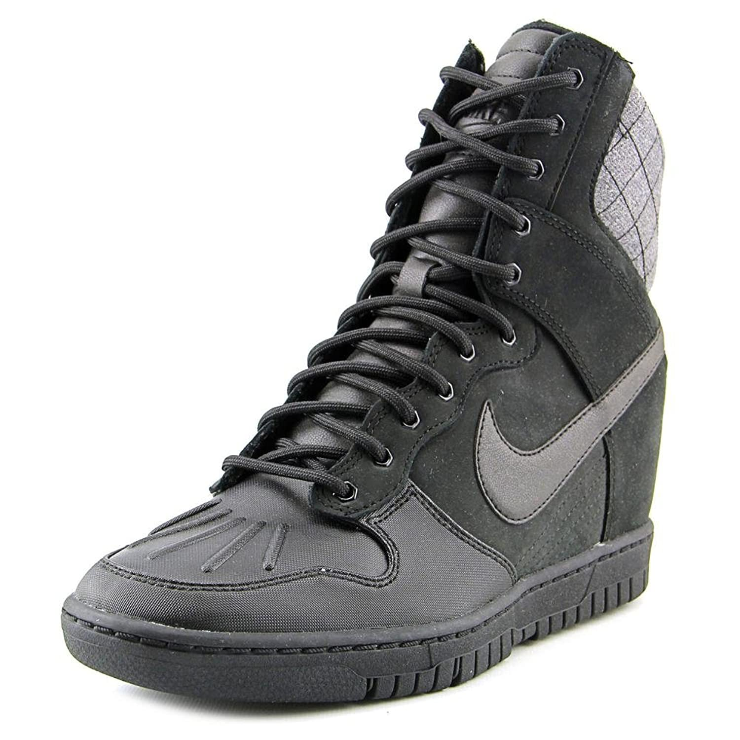 big sale 4bb86 88a01 NIke Women s Sky Hi Sneakerboot 2.0 Wedge High Fashion Shoe