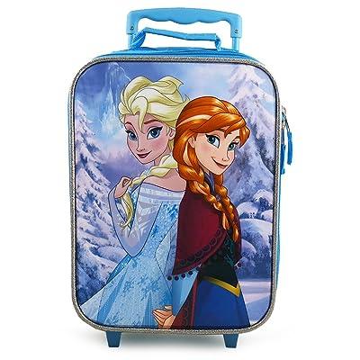 d58eb9220cf 80%OFF Disney Frozen Rolling Luggage Trolley  Anna and Elsa  … - xn ...