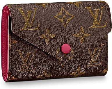 Louis Vuitton Monogram Victorine Women Wallet Fuchsia At Amazon Women S Clothing Store