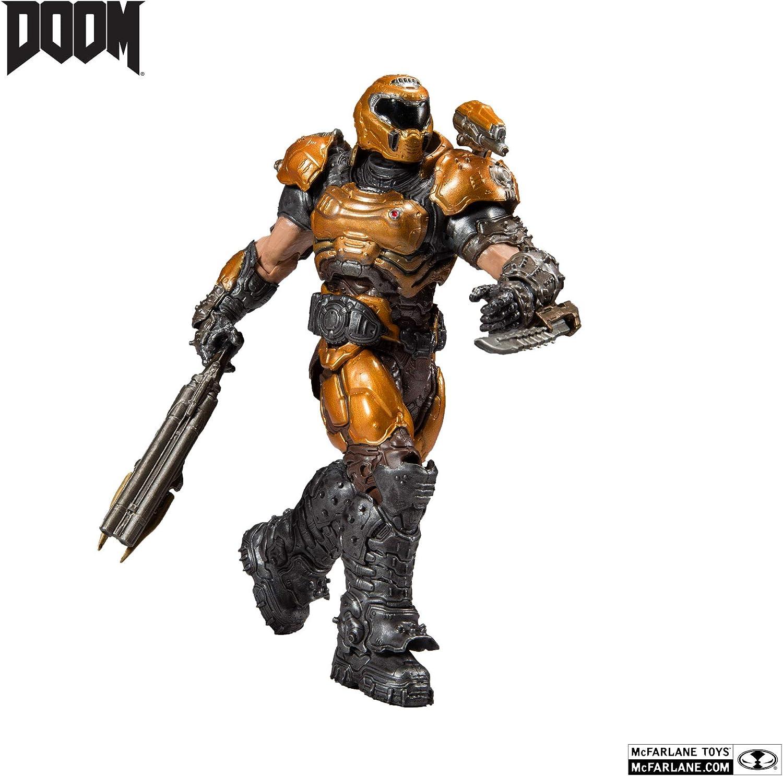 Amazon Com Mcfarlane Toys Doom Slayer Phobos Variant Action