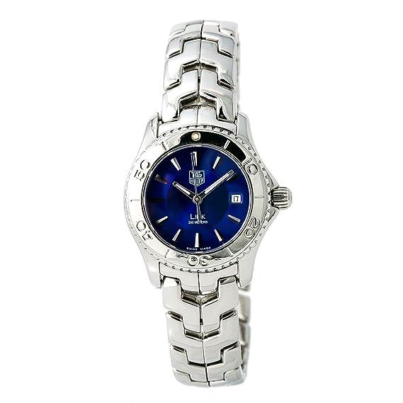 TAG Heuer Link cuarzo mujer reloj wj1312. BA0572 (Certificado) de segunda mano