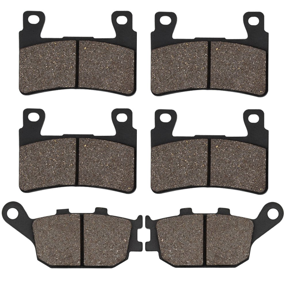 CBR 954RR CBR954RR CBR 954 RR 2002 2003 Cyleto Front and Rear Brake Pads for CBR929RR CBR 929RR 2000 2001
