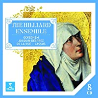 Hilliard Ensemble - Franco-Flemish Masterworks