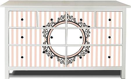 Ikea Hemnes Cassettiera Con Specchio.Yourdea Di Mobili Pellicola Per Ikea Hemnes Como 8 Cassetti Mobili