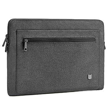 Evecase Funda Protección para Ordenador Portátil de 13-13.3 Pulgadas/Macbook Air 13 / Macbook Pro 13 / iPad Pro 12.9, Manga de Transporte, Gris Carbón: ...