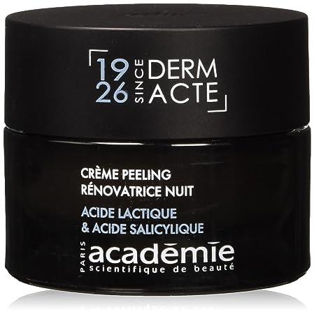 Academie Derm Acte Restorative Exfoliating Night Cream, 1.7 Ounce