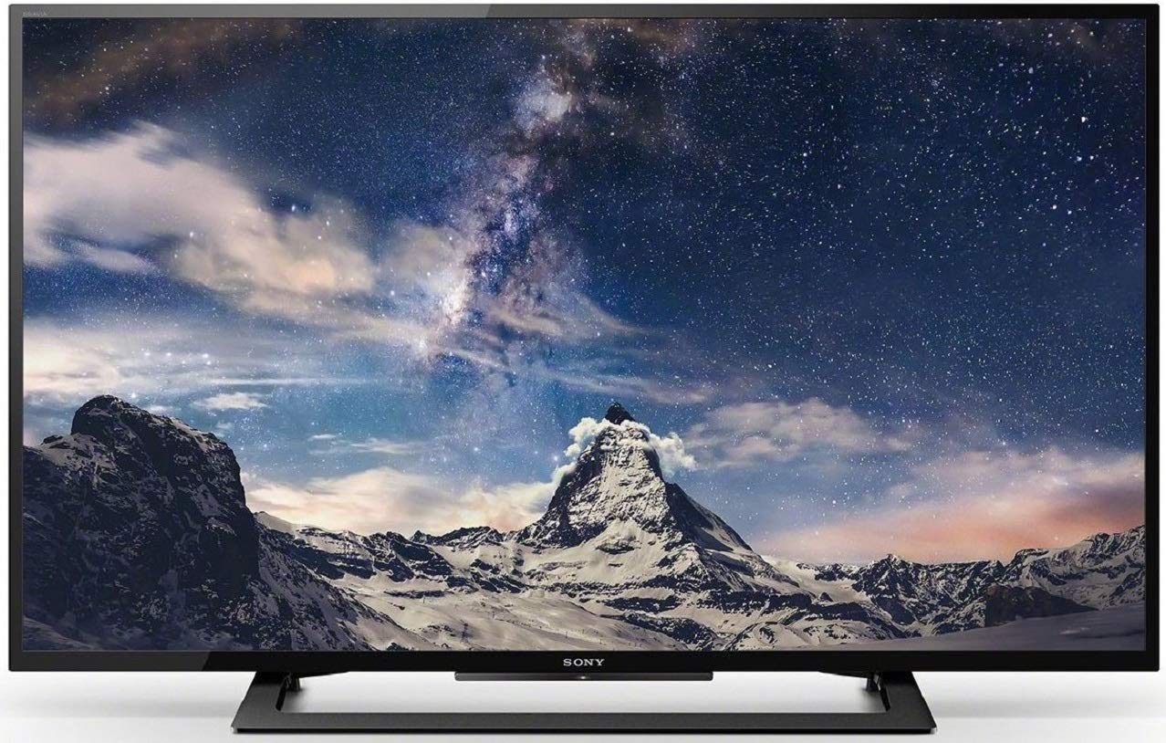 Sony Bravia 101 6 cm (40 Inches) Full HD LED TV KLV-40R252F (Black) (2018  model)