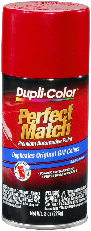 Dupli-Color (EBGM05197-6 PK) Victory Red General Motors Exact-Match Automotive Paint - 8 oz. Aerosol, (Case of 6) by Dupli-Color (Image #1)