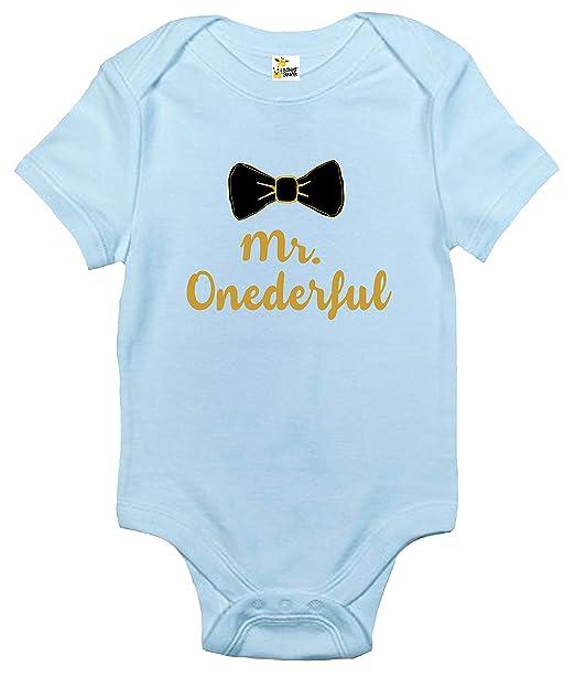 Amazon.com: Señor onederful Body para bebé Cute Baby ropa ...