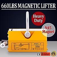 Autovictoria 300KG Magnet Lifter Imán Cabrestantes Permanente Imán