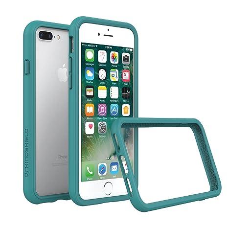 RhinoShield Estuche Parachoques para iPhone 8 / iPhone 7 [CrashGuard] | Cubierta Protectora de