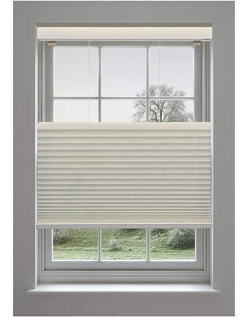 honeycomb window blinds double shop amazoncom window honeycomb shades