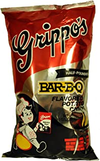 product image for Grippo's BBQ Potato Chips (12 - 8oz Bags)