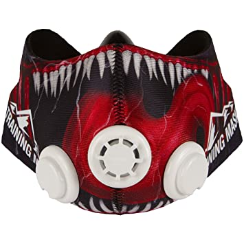 Elevation Training Mask 2,0 venenosa funda cubierta intercambiable de Spiderman solo