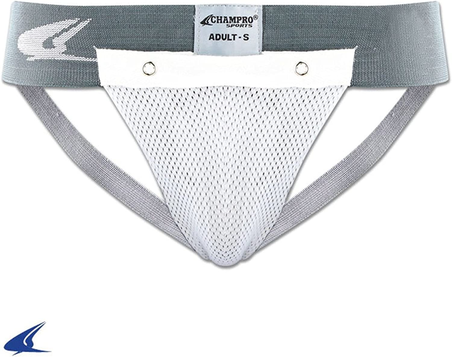 Champro Jock Strap Athletic Supporter Youth for Hard Cup Athletic Supporter Banana Style Hard Cup
