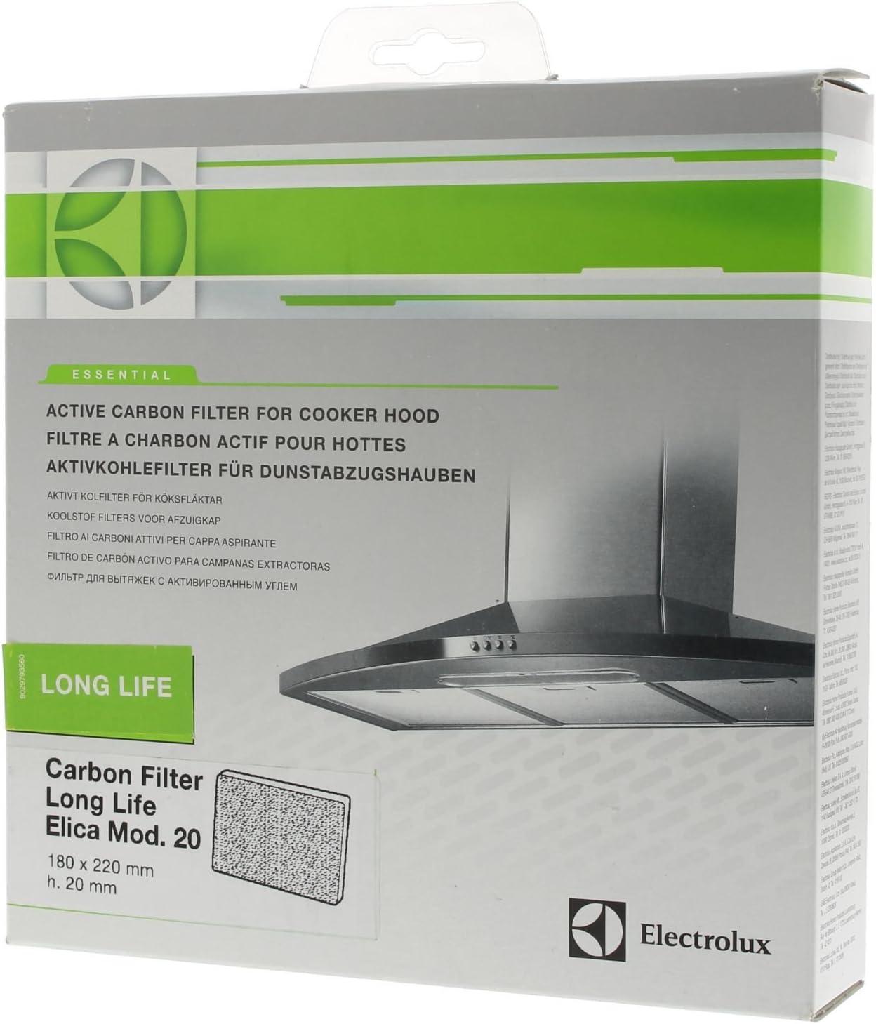 AEG 9029793560 Filtro para campana extractora: Amazon.es: Grandes electrodomésticos