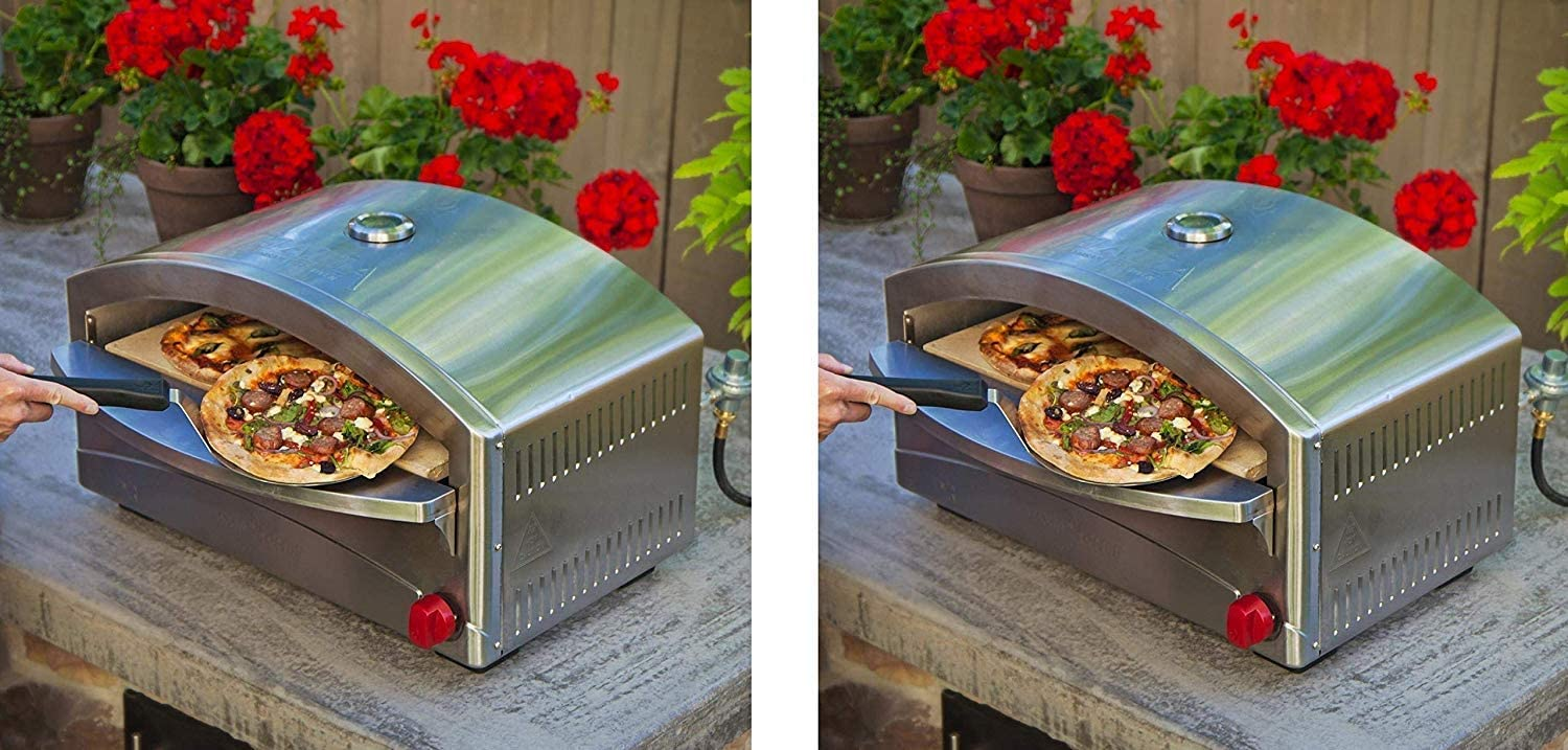 Camp Chef Italia Artisan Pizza Oven (Pack of 2)