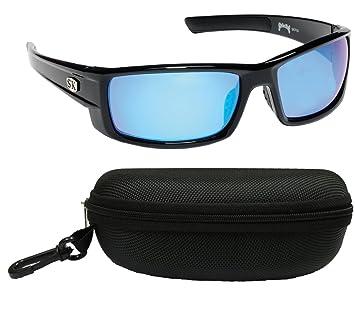 bf1bb39ab3 Strike King Plus SG-SKP06-CS Bosque Polarized Sunglasses Bundle ...