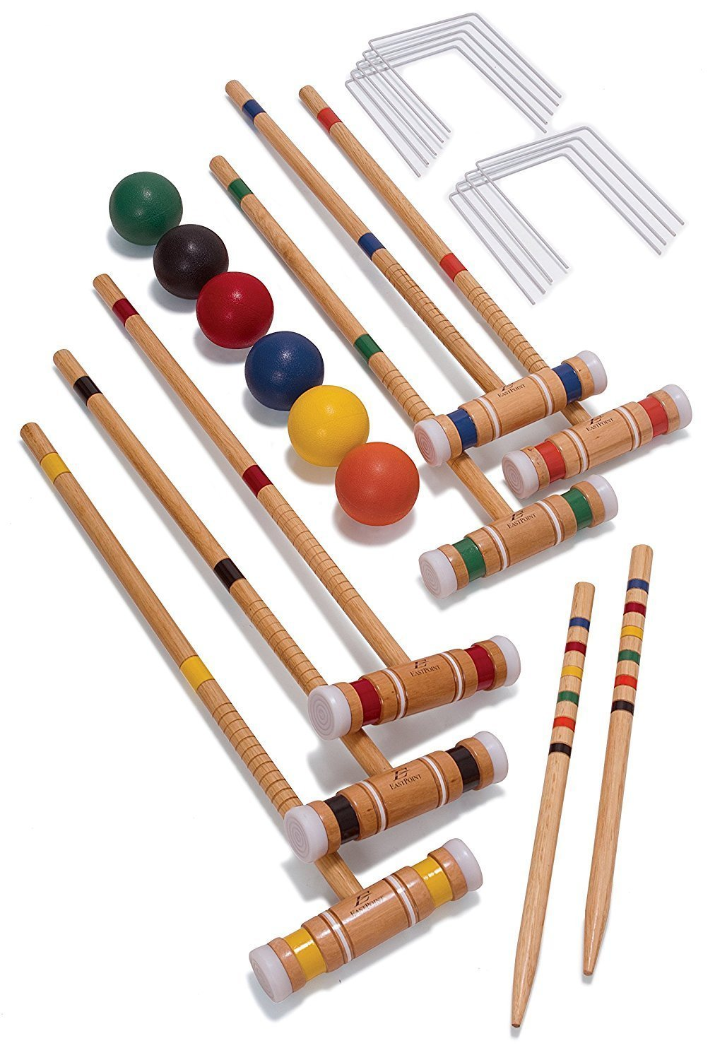 Eastpoint Sports 6-Player Croquet by EastPoint