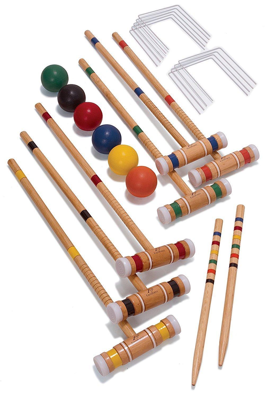 Eastpoint Sports 6-Player Croquet
