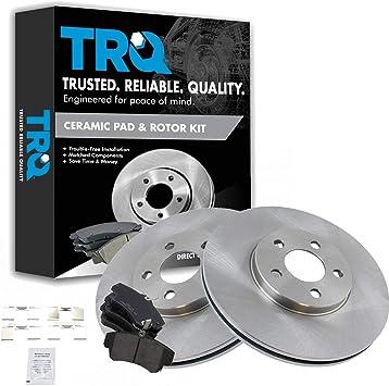 CHRYSLER PT CRUISER BRAKE DISC FRONT REAR BRAKE DISC BRAKE PADS FRONT REAR SET