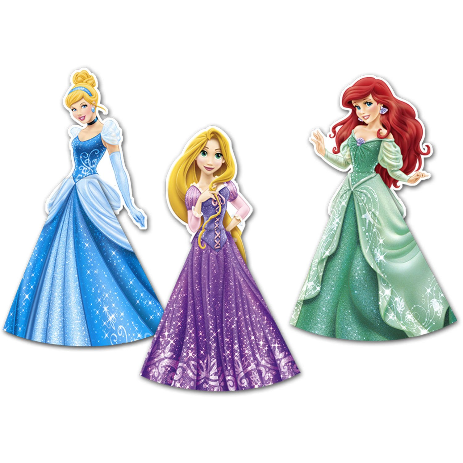 Amazon.com: Disney Princess Royal Event Centerpiece: Toys & Games
