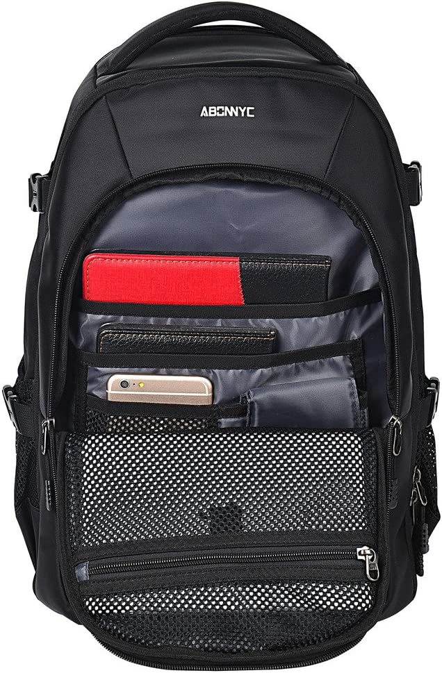 YuHan Oxford Large Capacity Front Open Waterproof Anti-Shock SLR//DSLR Camera Rucksack Travel Professional Camera Backpack