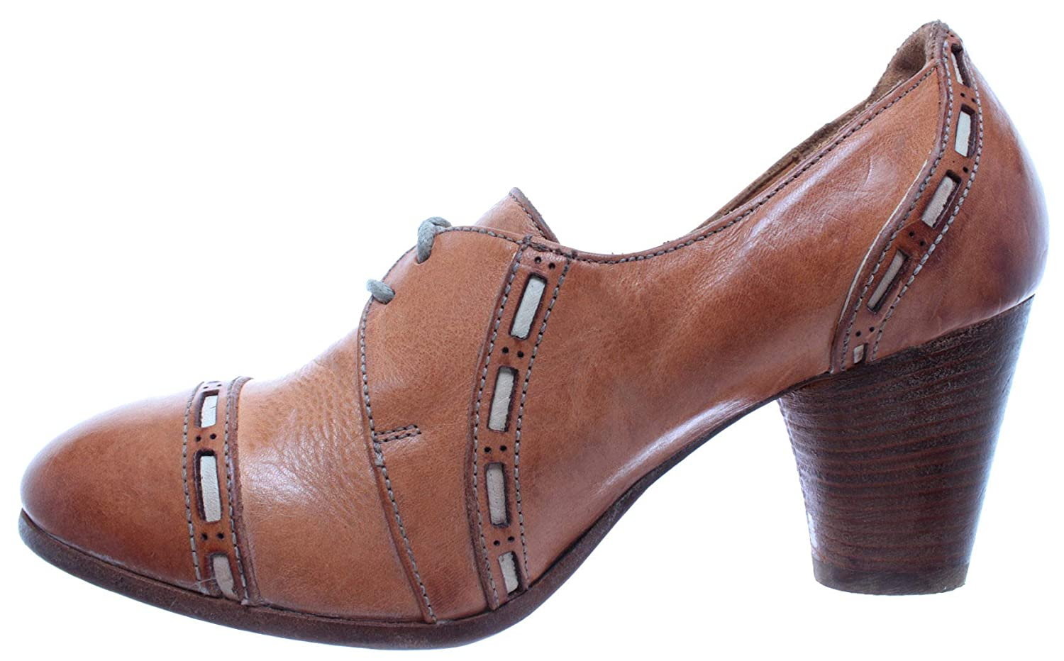 a98aa78df5c62c MOMA Chaussures Femmes Escarpins Nappa Lux Bone Cuir Beige Vintage Made in  Italy: Amazon.fr: Chaussures et Sacs