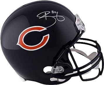 ed0ab9fe Trey Burton Chicago Bears Autographed Riddell Replica Helmet - Fanatics  Authentic Certified - Autographed NFL Helmets