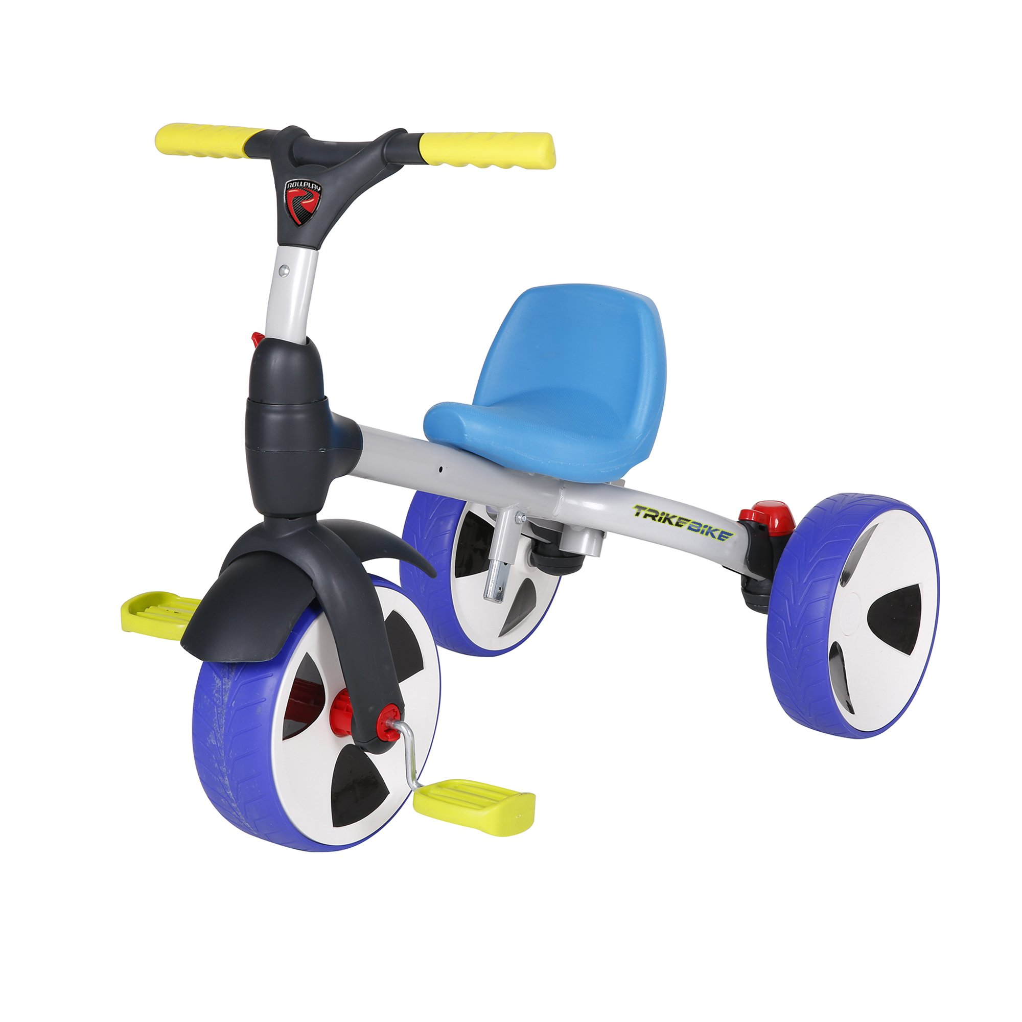 Rollplay 4-in-1 Convertible Trike Bike