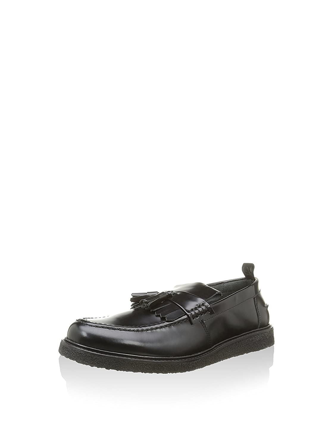 Fred Perry Mocasines Clásicos Fp Hawkhurst Negro EU 42 (UK 8)