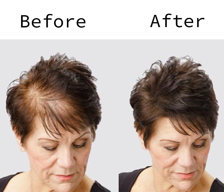 BLISSANY Fibras capilares - Engrosamiento del cabello - Cabello ...