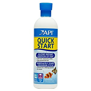API Quick Start aquarium nitrifying bacteria