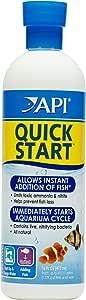 API Quick Start Water Treatment, 473 ML