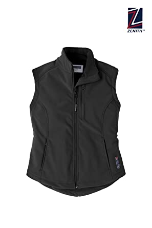 5c5f41c9e19af Boathouse Sports Women s Equinox Vest In Zenith Soft Shell at Amazon ...